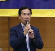 谷ヶ崎市長